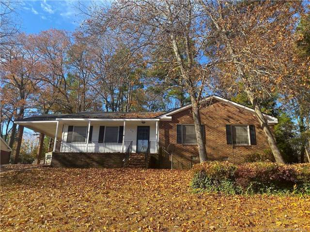 316 Mcfadyen Drive, Fayetteville, NC 28314 (MLS #621858) :: Weichert Realtors, On-Site Associates