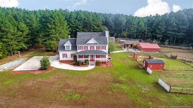 1820 Emerson Cook Road, Pittsboro, NC 27312 (MLS #621864) :: Weichert Realtors, On-Site Associates