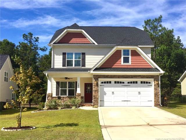 160 Valley Stream Road, Spring Lake, NC 28390 (MLS #621869) :: Weichert Realtors, On-Site Associates