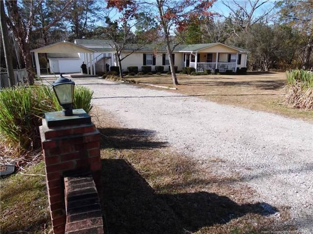 131 Polo Drive, Lumberton, NC 28360 (MLS #621876) :: Weichert Realtors, On-Site Associates