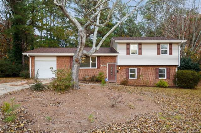 3514 Cranbrook Drive, Fayetteville, NC 28301 (MLS #621884) :: Weichert Realtors, On-Site Associates