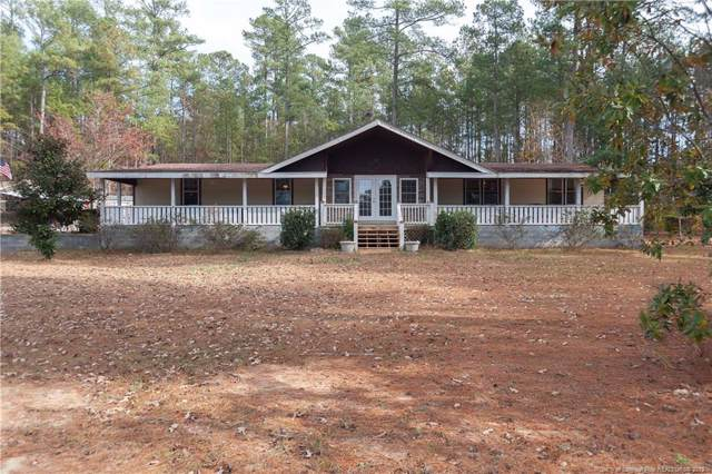 490 Loop Road, Raeford, NC 28376 (MLS #621922) :: Weichert Realtors, On-Site Associates