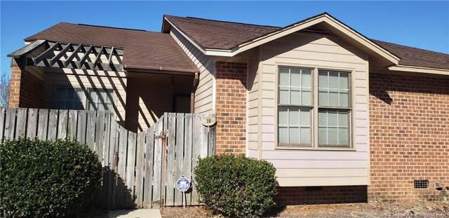 19 Independence Drive #19, Lumberton, NC 28358 (MLS #621924) :: Weichert Realtors, On-Site Associates