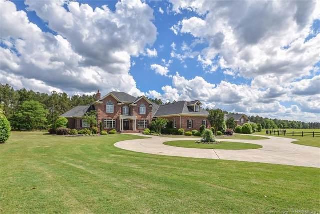 335 Grande Pines Vista, Jackson Springs, NC 27281 (MLS #621927) :: Weichert Realtors, On-Site Associates