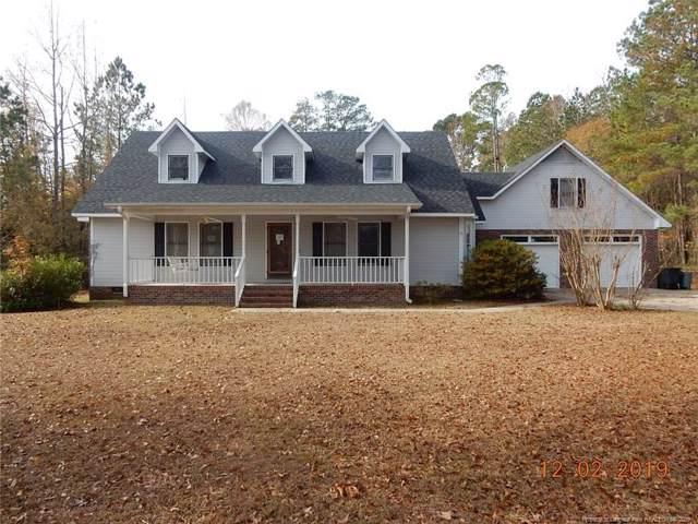6032 Kingsland Drive, Fayetteville, NC 28306 (MLS #621935) :: Weichert Realtors, On-Site Associates