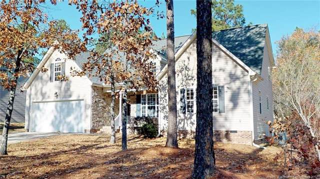 45 Cutter Circle, Sanford, NC 27332 (MLS #622961) :: Weichert Realtors, On-Site Associates