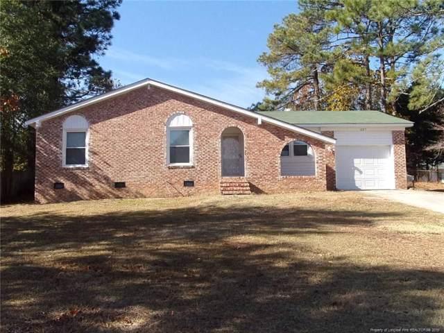 537 Nottingham Drive, Fayetteville, NC 28311 (MLS #622965) :: Weichert Realtors, On-Site Associates