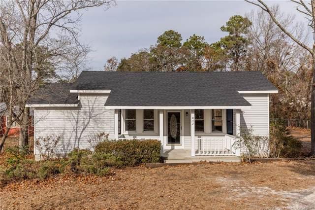 852 Ridge Road, Fayetteville, NC 28311 (MLS #622980) :: Weichert Realtors, On-Site Associates