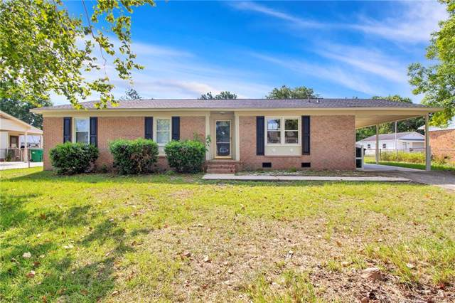 3235 Hennardland Place, Hope Mills, NC 28348 (MLS #623004) :: Weichert Realtors, On-Site Associates