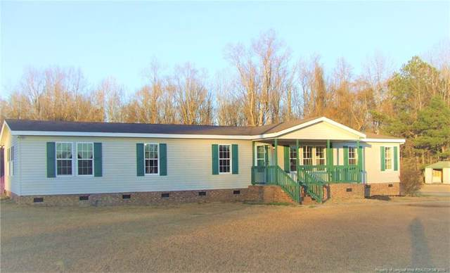 465 Clark Road, Lillington, NC 27546 (MLS #623015) :: Weichert Realtors, On-Site Associates
