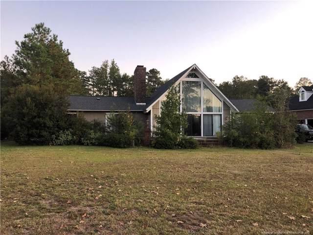 121 Bayshore Drive, Parkton, NC 28371 (MLS #623050) :: Weichert Realtors, On-Site Associates