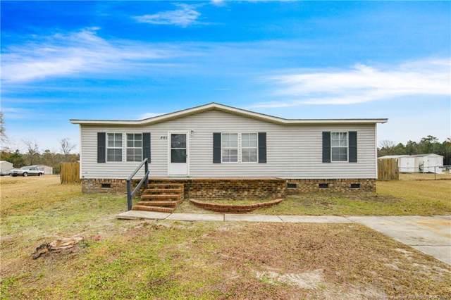 860 Blue Road, Parkton, NC 28371 (MLS #623061) :: Weichert Realtors, On-Site Associates