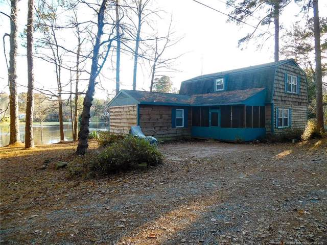 2020 Cedar Lake Road, Sanford, NC 27330 (MLS #623097) :: Weichert Realtors, On-Site Associates