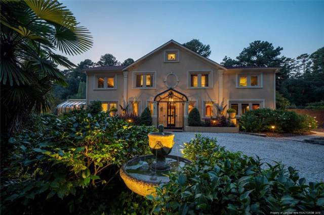 150 Crest Road, Southern Pines, NC 28387 (MLS #623099) :: Weichert Realtors, On-Site Associates