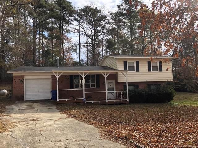 211 Inglenook Circle, Fayetteville, NC 28314 (MLS #623106) :: Weichert Realtors, On-Site Associates