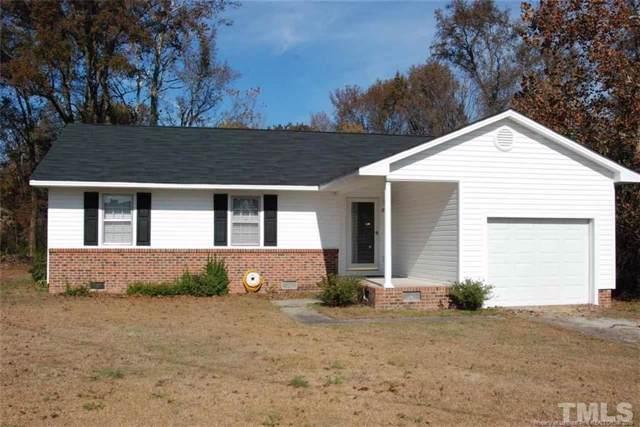 1108 W Pope Street, Benson, NC 27504 (MLS #623131) :: Weichert Realtors, On-Site Associates