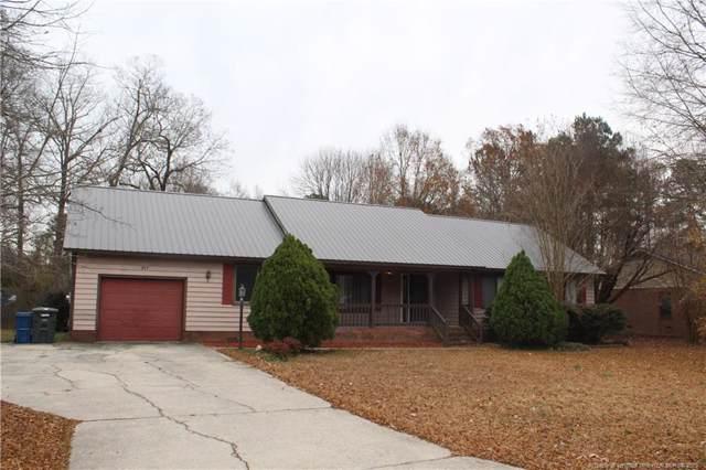 311 Lofton Drive, Fayetteville, NC 28311 (MLS #623156) :: Weichert Realtors, On-Site Associates