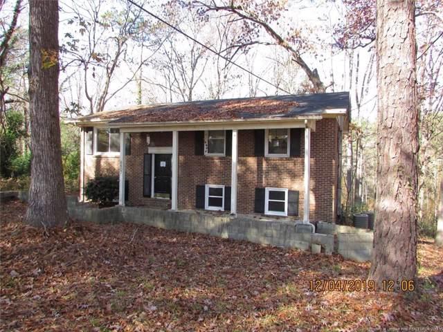 6607 Sherrod Place, Fayetteville, NC 28314 (MLS #623163) :: Weichert Realtors, On-Site Associates