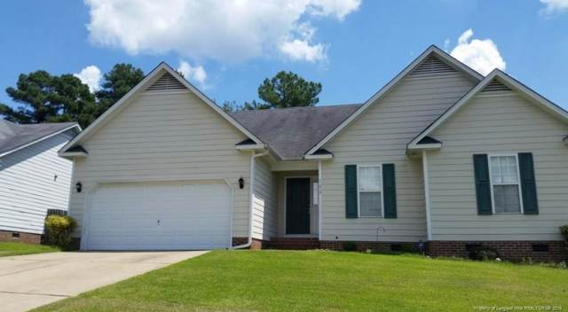 215 Sharpsburg Road, Fayetteville, NC 28311 (MLS #623182) :: Weichert Realtors, On-Site Associates