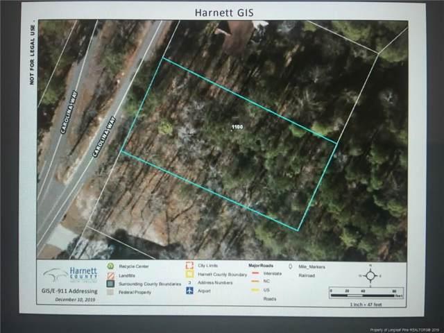 1100 Carolina Way, Sanford, NC 27332 (MLS #623187) :: Weichert Realtors, On-Site Associates