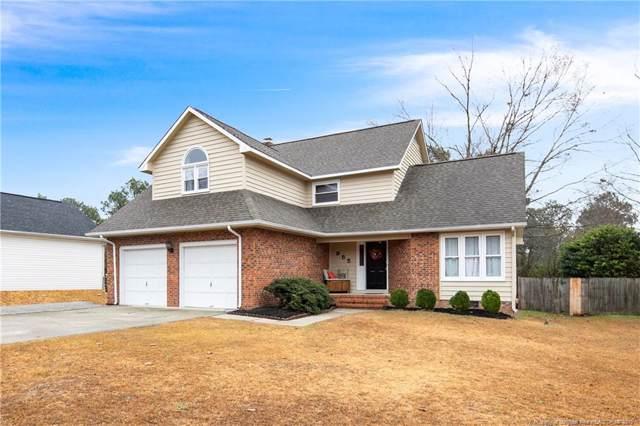 955 Pepperwood Drive, Fayetteville, NC 28311 (MLS #623216) :: Weichert Realtors, On-Site Associates