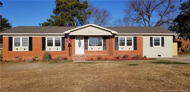 801 Bronco Lane, Fayetteville, NC 28303 (MLS #623266) :: Weichert Realtors, On-Site Associates