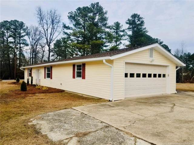 5706 Piney Grove Road, Angier, NC 27501 (MLS #623354) :: Weichert Realtors, On-Site Associates