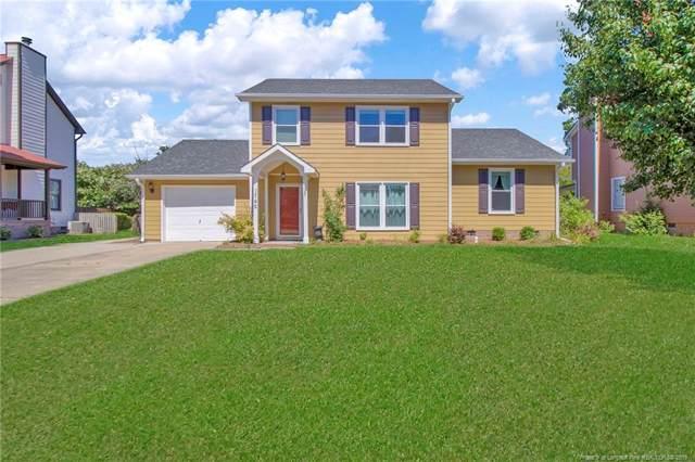 1742 Calista Circle, Fayetteville, NC 28304 (MLS #623360) :: Weichert Realtors, On-Site Associates