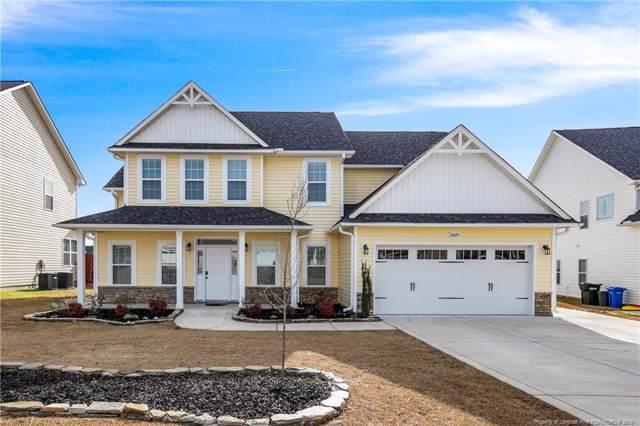 6025 Crown Ridge Court, Fayetteville, NC 28314 (MLS #623376) :: Weichert Realtors, On-Site Associates