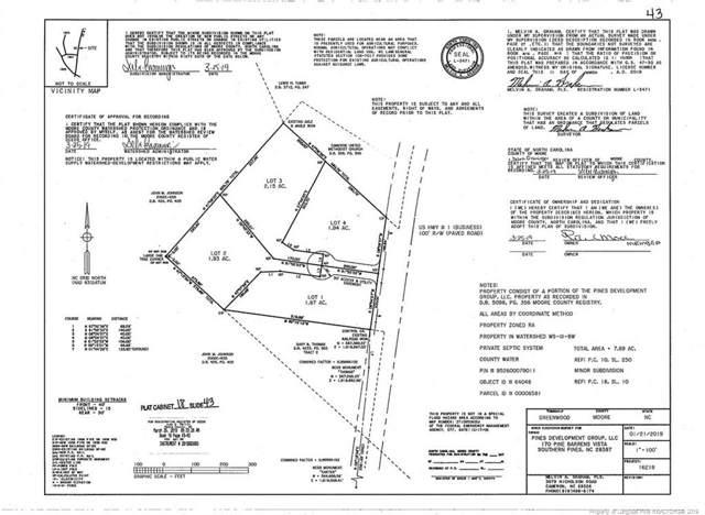 2405 Page Store Road, Cameron, NC 28326 (MLS #623409) :: Weichert Realtors, On-Site Associates