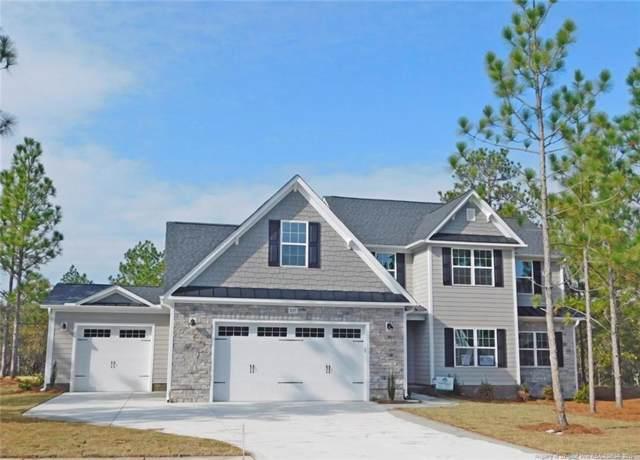 829 Winston Pines Drive, Pinehurst, NC 28315 (MLS #623508) :: Weichert Realtors, On-Site Associates