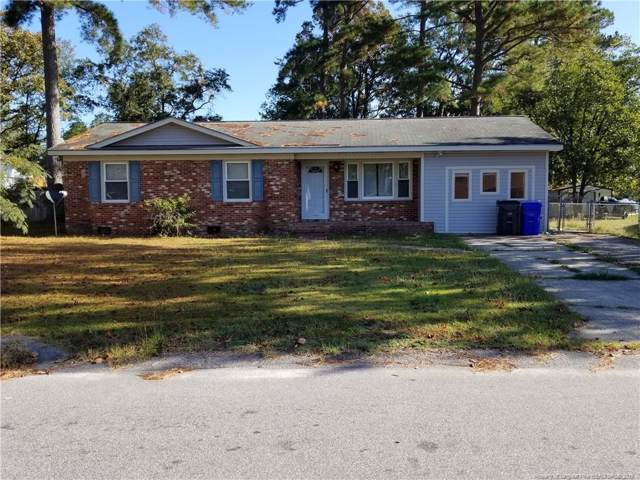 3302 Antler Drive, Spring Lake, NC 28390 (MLS #623630) :: The Signature Group Realty Team