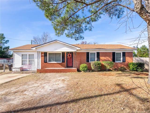 3238 Vardaman Avenue, Hope Mills, NC 28348 (MLS #623726) :: Weichert Realtors, On-Site Associates