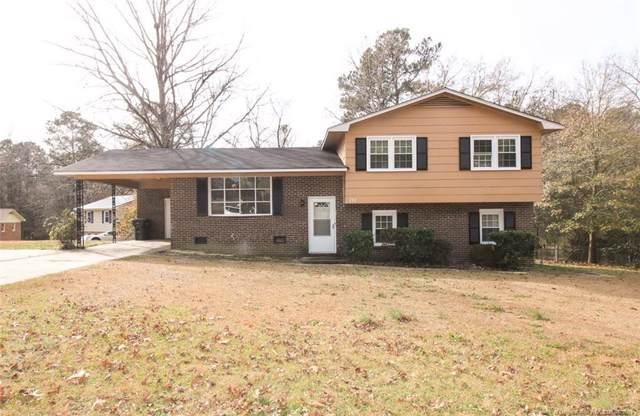 292 Murray Fork Drive, Fayetteville, NC 28314 (MLS #623768) :: Weichert Realtors, On-Site Associates