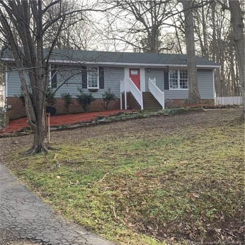 2705 Charwood Place, Sanford, NC 27330 (MLS #623786) :: Weichert Realtors, On-Site Associates