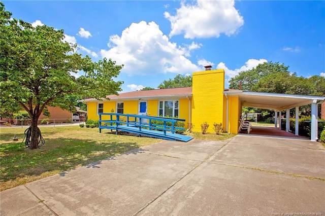 710 Berwick Drive, Fayetteville, NC 28314 (MLS #623845) :: Weichert Realtors, On-Site Associates