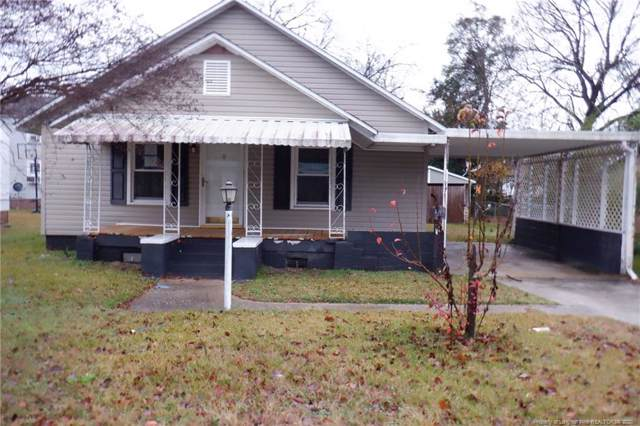 528 Mcneill Street, Lumberton, NC 28358 (MLS #624055) :: Weichert Realtors, On-Site Associates