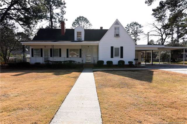 211 W 20 Street, Lumberton, NC 28358 (MLS #624111) :: Weichert Realtors, On-Site Associates