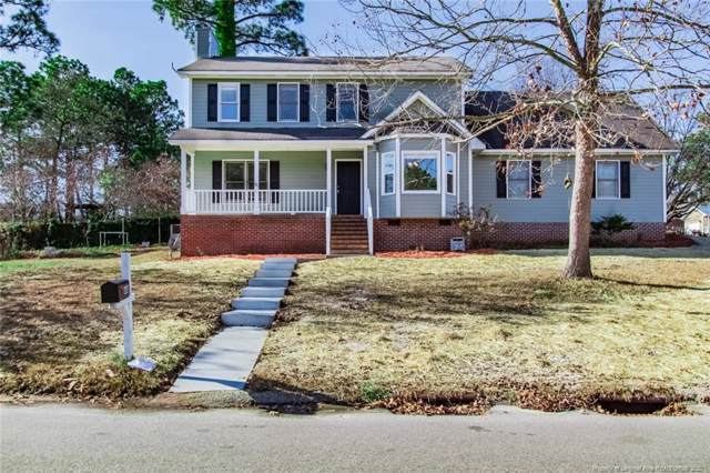 680 Daharan Drive, Fayetteville, NC 28314 (MLS #624145) :: Weichert Realtors, On-Site Associates