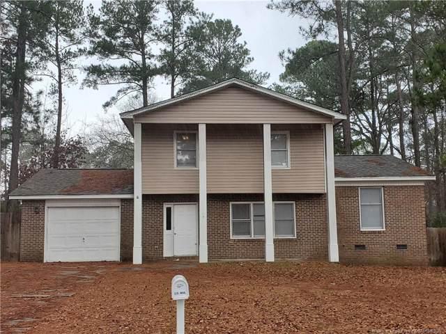 1632 Barber Avenue, Fayetteville, NC 28303 (MLS #624151) :: Weichert Realtors, On-Site Associates