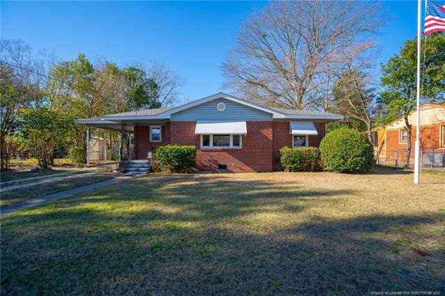 1014 Juniper Drive, Fayetteville, NC 28304 (MLS #624298) :: Weichert Realtors, On-Site Associates