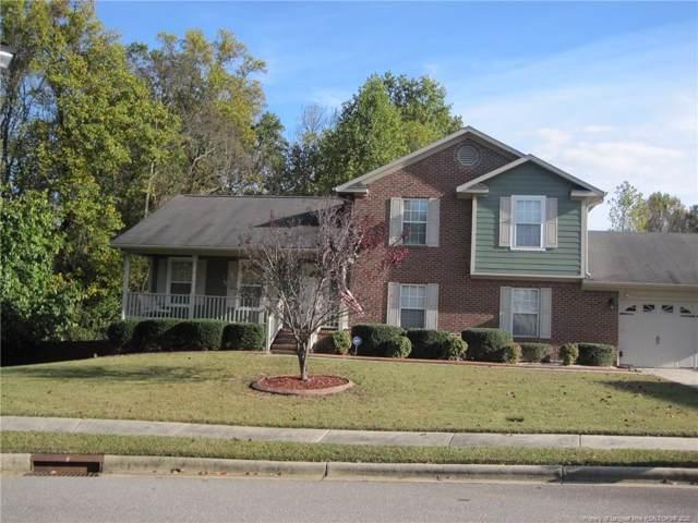 1101 Artemis Drive, Fayetteville, NC 28311 (MLS #624435) :: Weichert Realtors, On-Site Associates