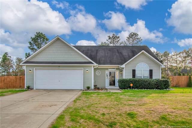 12 Holly Oak Circle, Bunnlevel, NC 28323 (MLS #624438) :: Weichert Realtors, On-Site Associates