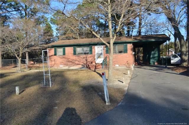 3587 Inman Circle, Fayetteville, NC 28306 (MLS #624458) :: Weichert Realtors, On-Site Associates