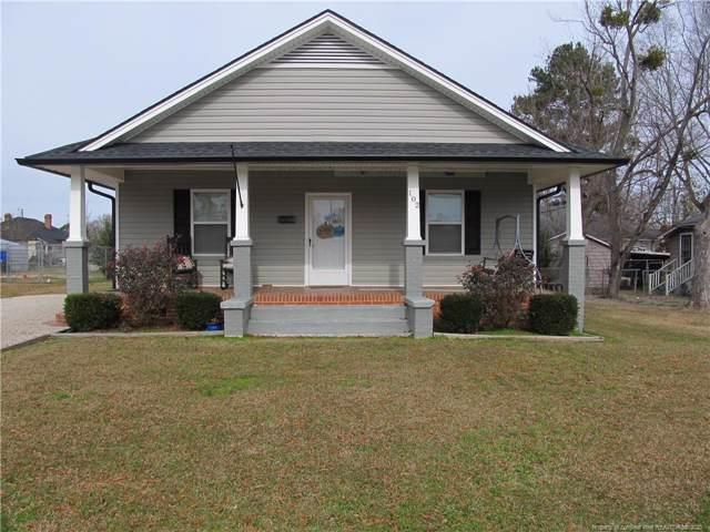 102 W C Street W, Erwin, NC 28339 (MLS #624521) :: Weichert Realtors, On-Site Associates