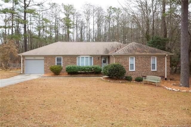 1615 Boros Drive, Fayetteville, NC 28303 (MLS #624542) :: Weichert Realtors, On-Site Associates