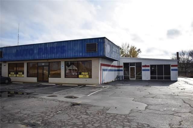 350 E Russell Street, Fayetteville, NC 28301 (MLS #624572) :: Weichert Realtors, On-Site Associates