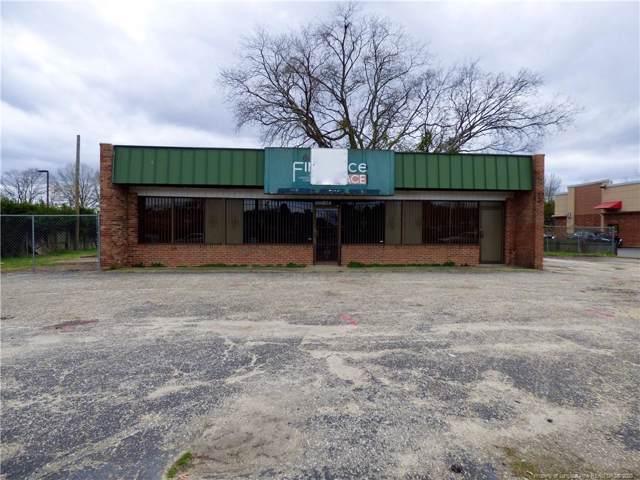 534 Grove Street, Fayetteville, NC 28301 (MLS #624577) :: Weichert Realtors, On-Site Associates