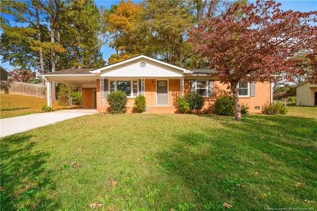 7574 Jennings Lane, Fayetteville, NC 28303 (MLS #624622) :: Weichert Realtors, On-Site Associates