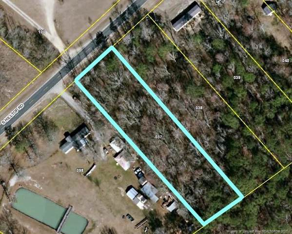 S Hilltop Road, Red Springs, NC 28377 (MLS #624680) :: Weichert Realtors, On-Site Associates